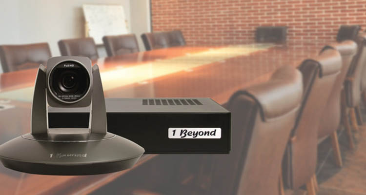 1 Beyond Intros Collaborate AVS Conferencing Solution