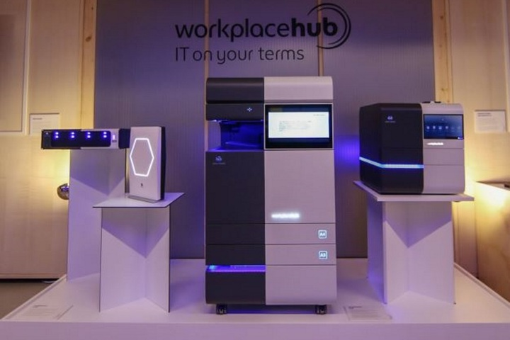 Konica Minolta Intros Workplace Hub