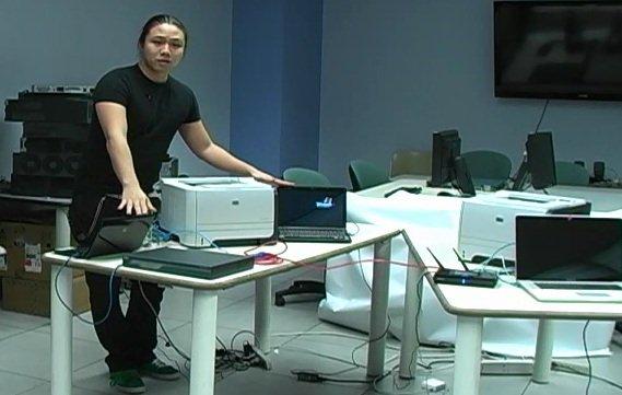 Printer bomb