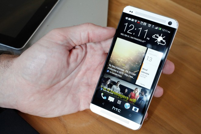 HTC Reveals One X Successor
