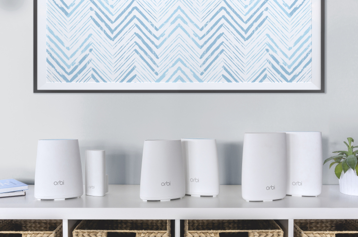 Netgear Expands Orbi System