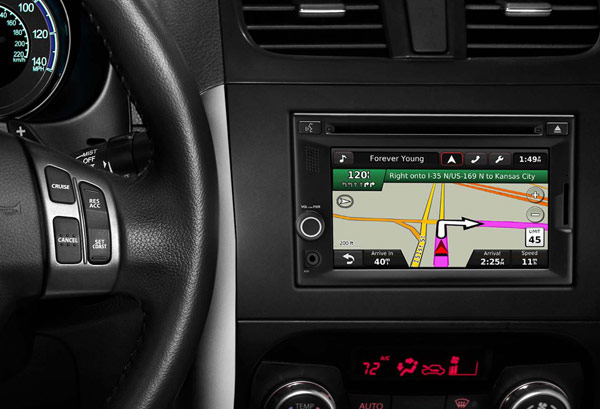 Garmin Drives Towards In-Car Infotainment