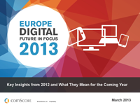 How Does Europe's Digital Future Score?