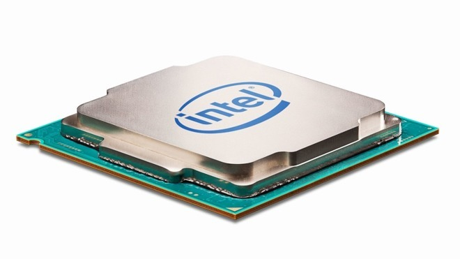 Intel Unveils 8th Generation Core Chips