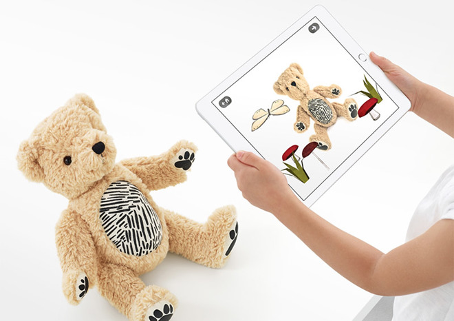 Apple Stores Sell AR Bear