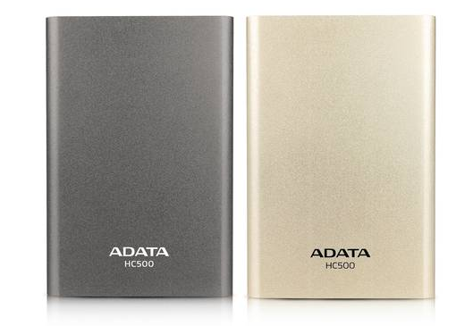 Adata's External HDD for TV Recording