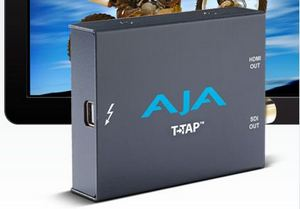 AJA Audio and Video at ISE 2013