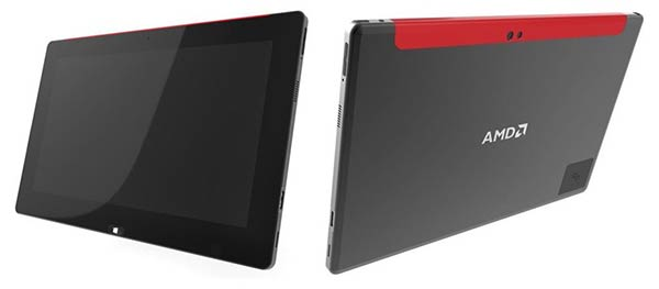 AMD Discovers Tablet Business?