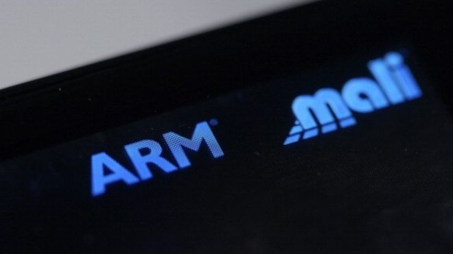 Japan's SoftBank Buys ARM