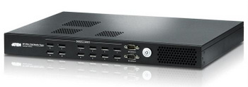 Aten's First Video Wall Media Player