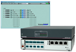 Extron Intros Five Input Audio Expansion Processor with AEC and Dante