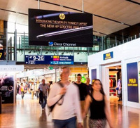 Absen and Clear Channel Partnership Takes Off at Helsinki-Vantaa International Airport