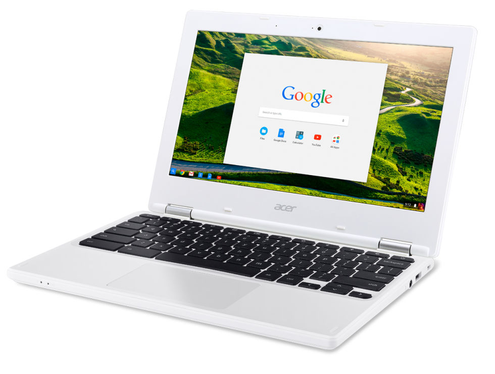 Acer Boosts Chrome OS at CES With Chromebook, AIO