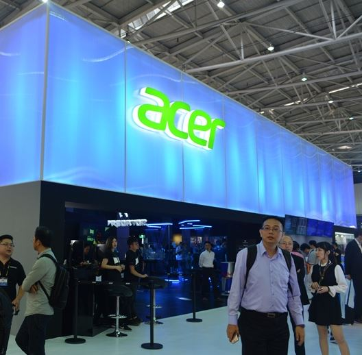 Acer's Newest Spin…Plus Gaming & VR/MR