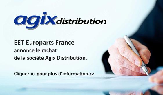 EET Europarts Buys Agix