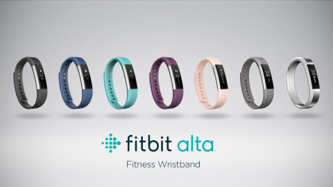 Fitbit Goes Fashionable With Alta Tracker