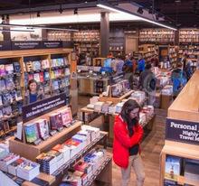 Amazon Books in store