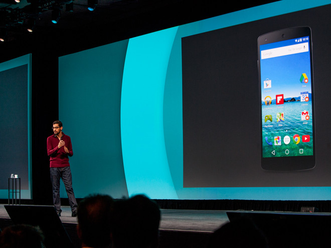 Google I/O: More Android, Everywhere