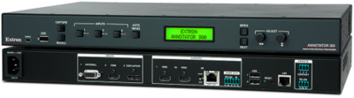 Extron Introduces New HDCP-Compliant Annotator with DTP Extension