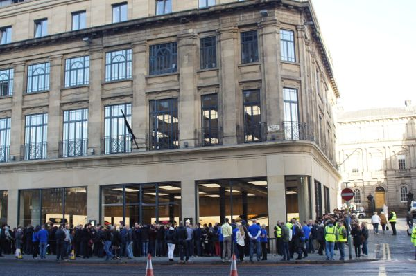 Apple Store Edinburgh