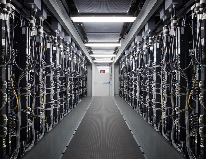 Apple datacentre