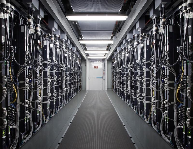 Apple Preps Danish Datacentre