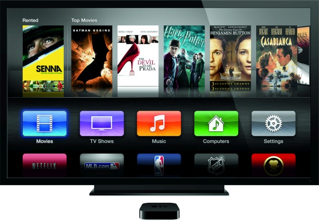 September Reveal for New Apple TV?