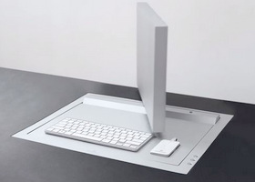 Monitors that Open, Fold and Rotate