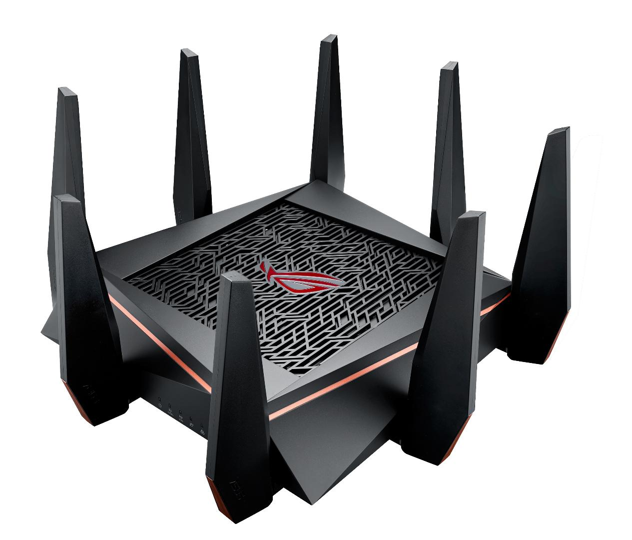 The Asus ROG Gaming Router