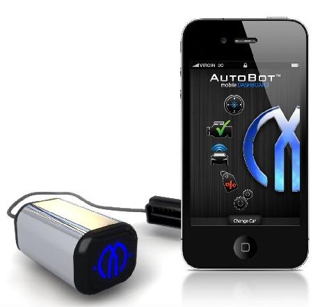 Car Diagnostics Through Smartphone