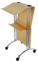 Slimline Lectern for Digital Age