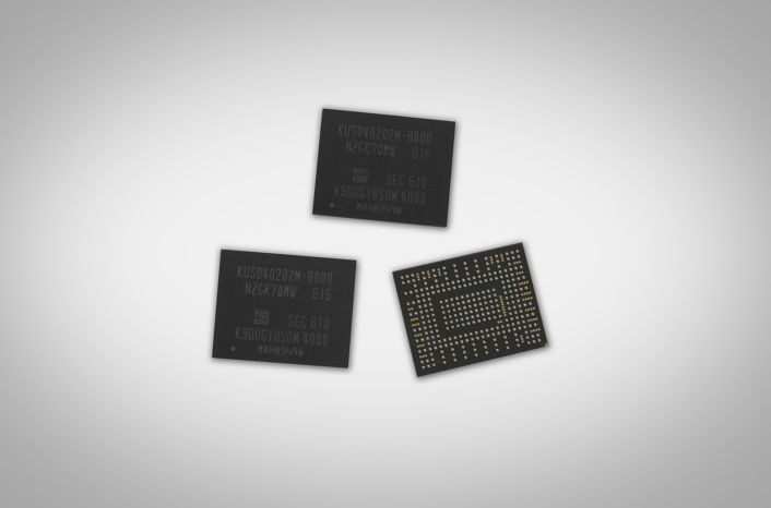 Samsung Crams 512GB in Stamp-Size SSD
