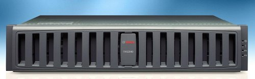 Bosch Security Systems releases DSA-N2B40 iSCSI Video Storage Array Series