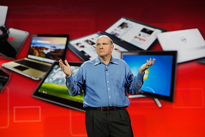 Microsoft Wants Windows Everywhere