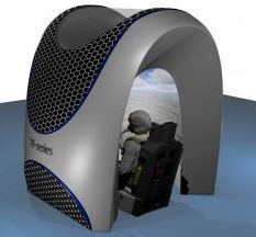 Barco Develops Portable Simulation Dome