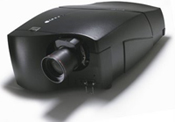 Galaxy NW-7, Barco's 3-chip DLP Projector