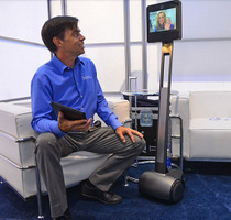 Beam+: Newest Telepresence Robot for Home