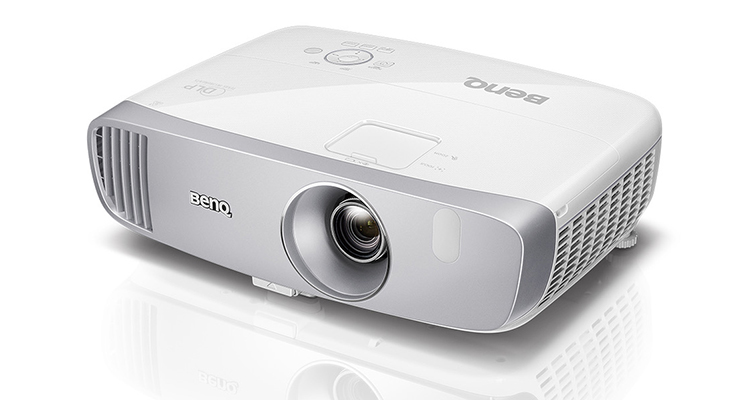 BenQ Intros CineHome HT2050A Projector