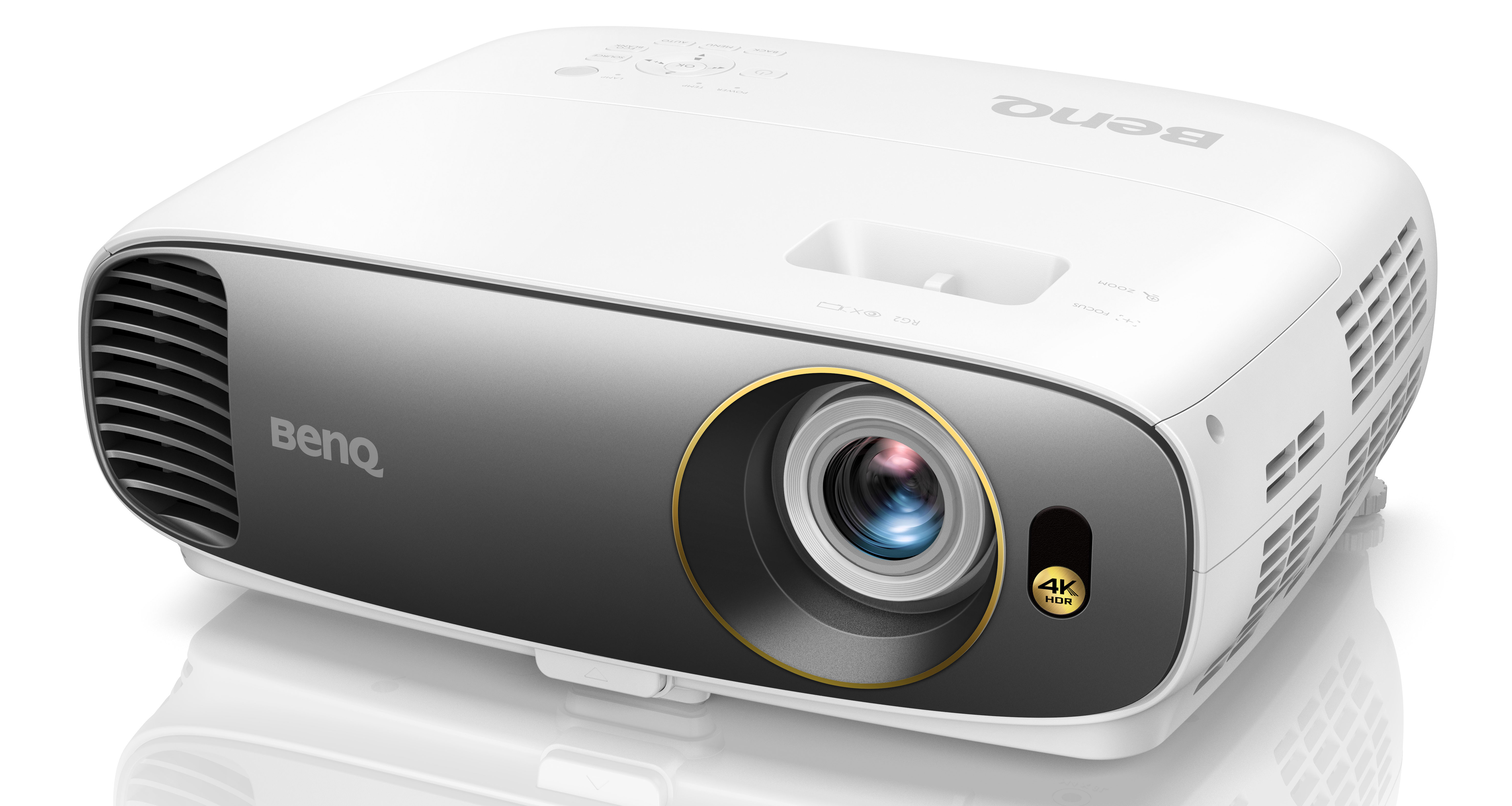 BenQ Intros Affordable CineHome HT2550 Projector