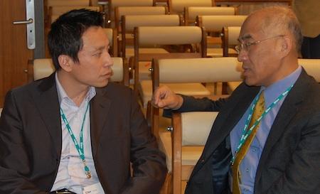 Bernie Tsai CEO