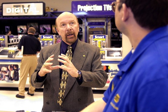Shulze Makes Peace With Best Buy