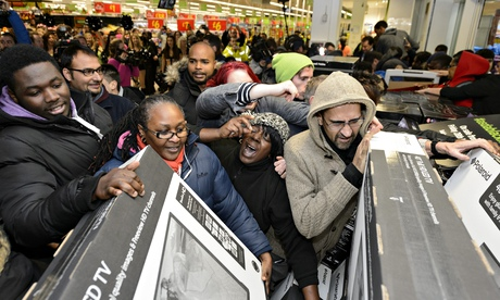 Black Friday Arrives in Europe