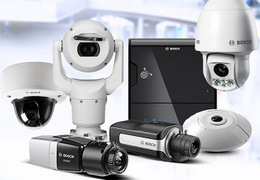"Bosch Security Systems and Sony Partner to Secure ""Eyes of the Internet"""