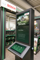 Bosch Experience Zone: Europe-wide Rollout