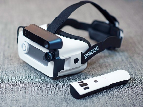 Occipital Bridge Brings Mixed Reality to iPhone