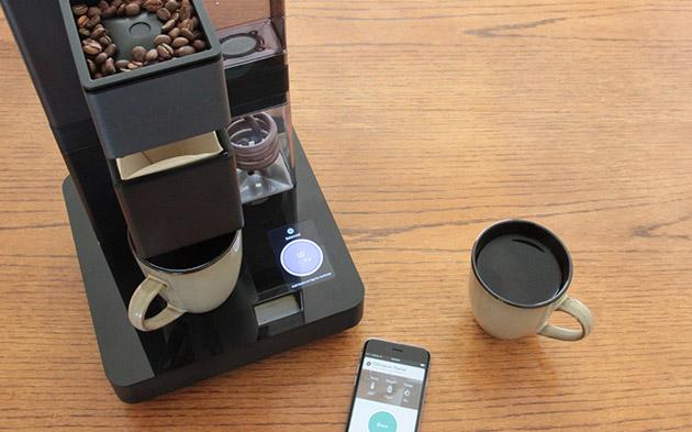 App Controls Reach the Coffee Maker