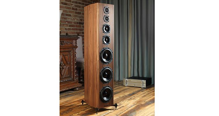Bryston Active Loudspeaker