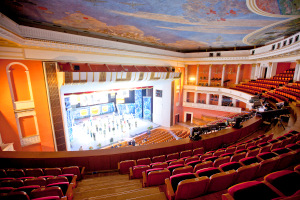 Alcons Audio System Stars in Moscow's CATRA