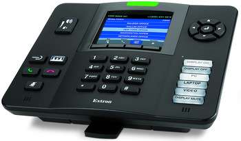 Extron: the Industry's First Conferencing, Collaboration, and Control Interface