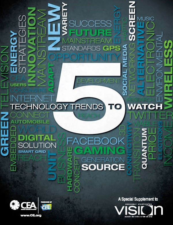 5 Tech Trends to Watch, Says CEA